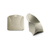Pebble Grey Flux Chair