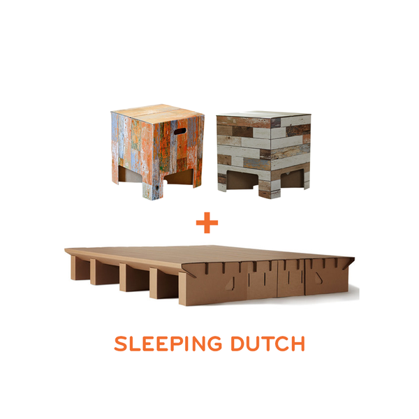 Sleeping Dutch