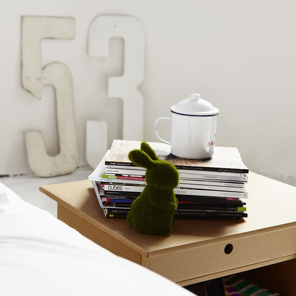 The Paperpedic Bedside Table