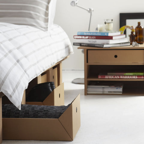 Karton Cardboard Bedroom Furniture