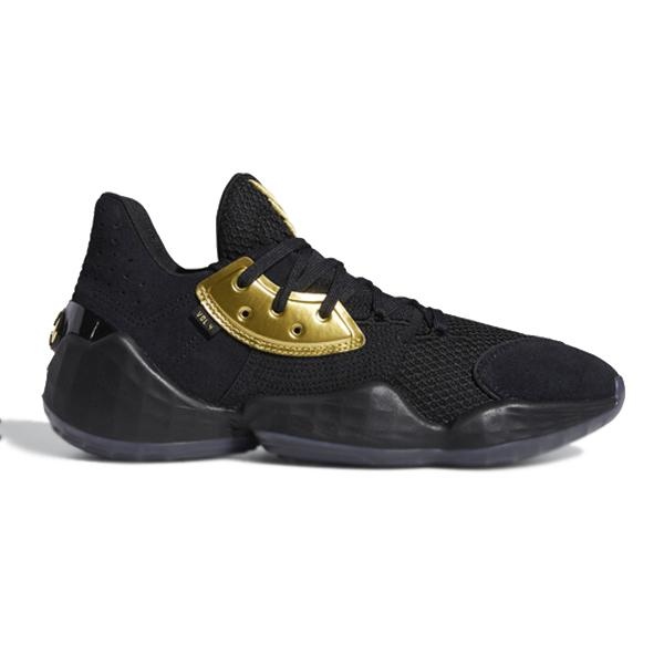 ADIDAS JAMES HARDEN VOL 4 | BLACK GOLD