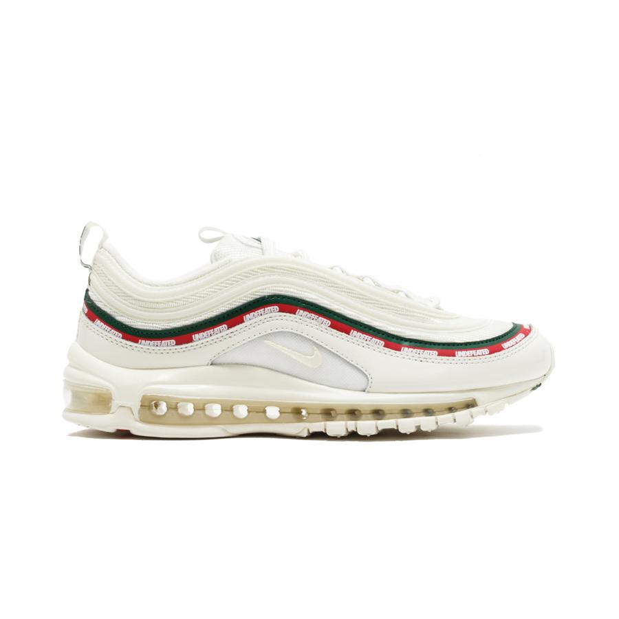 NIKE AIR MAX 97 | UNDEFEATED WHITE