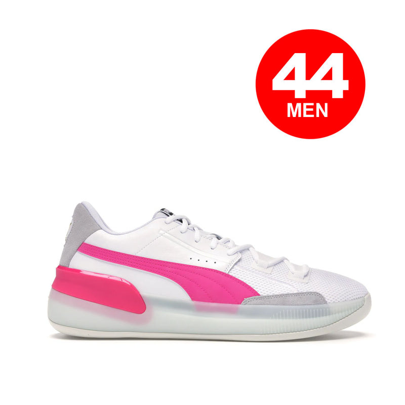 PUMA CLYDE HARDWOOD | WHITE (SALE)