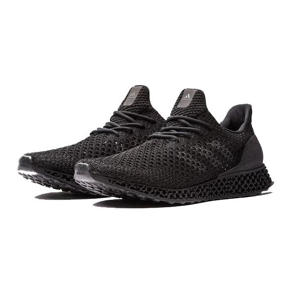ADIDAS FUTURE CRAFT 4D | TRIPLE BLACK