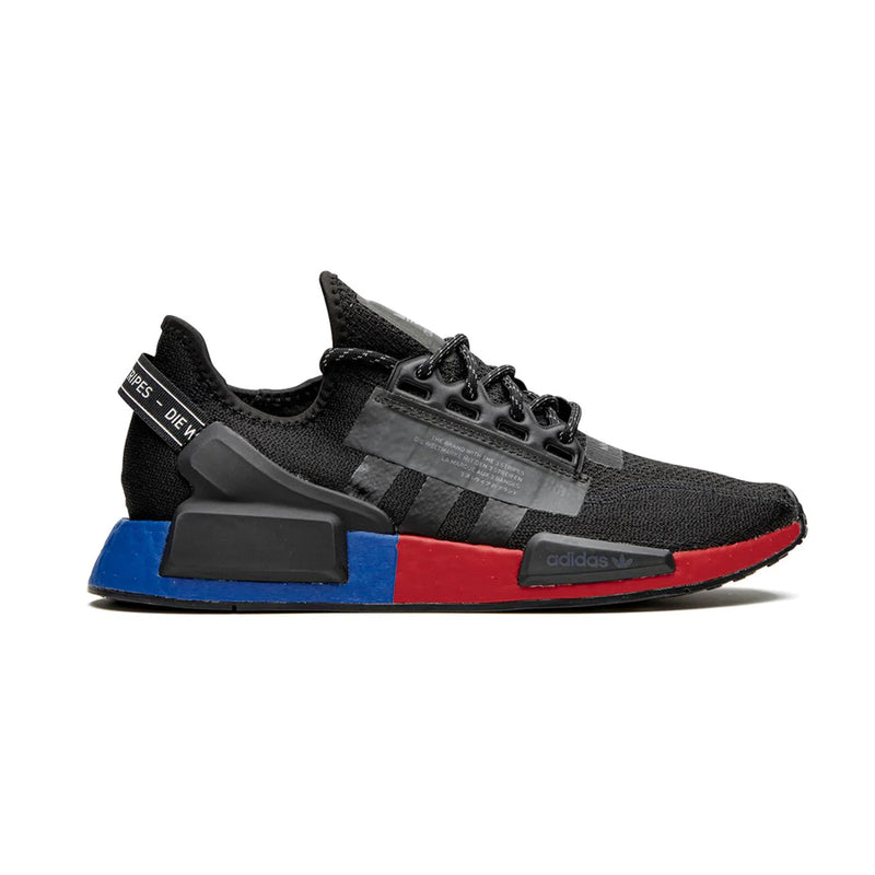 ADIDAS NMD R1 V2 | RED-BLUE