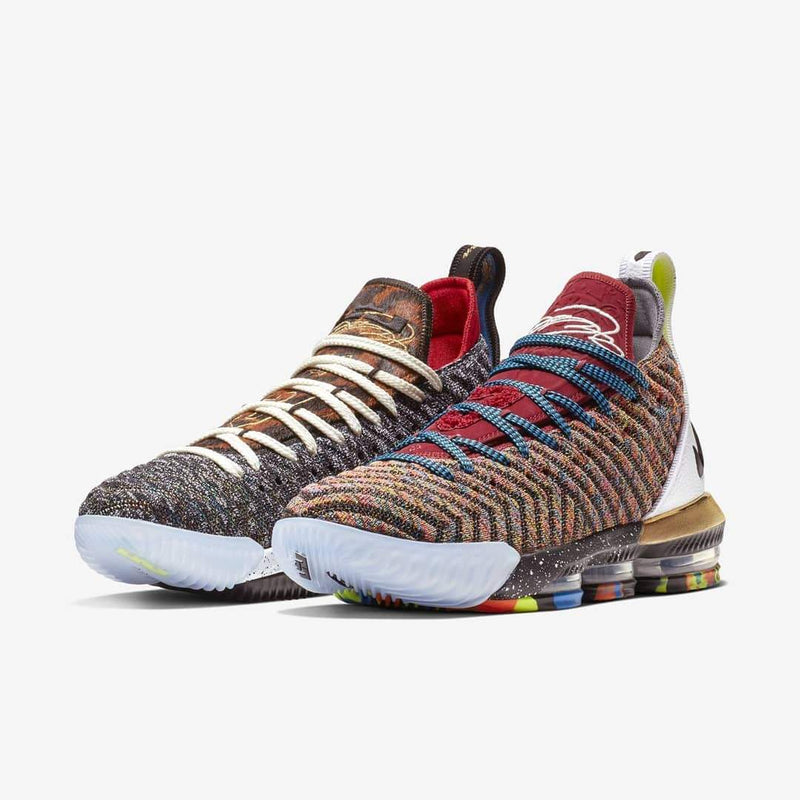 LEBRON 16 | WHAT THE