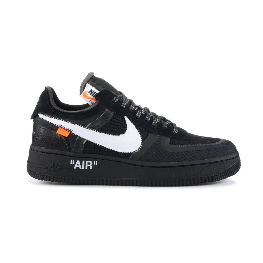AIR FORCE 1 x OFF WHITE | BLACK