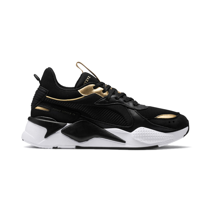PUMA RS-X REINVENTION | BLACK GOLD
