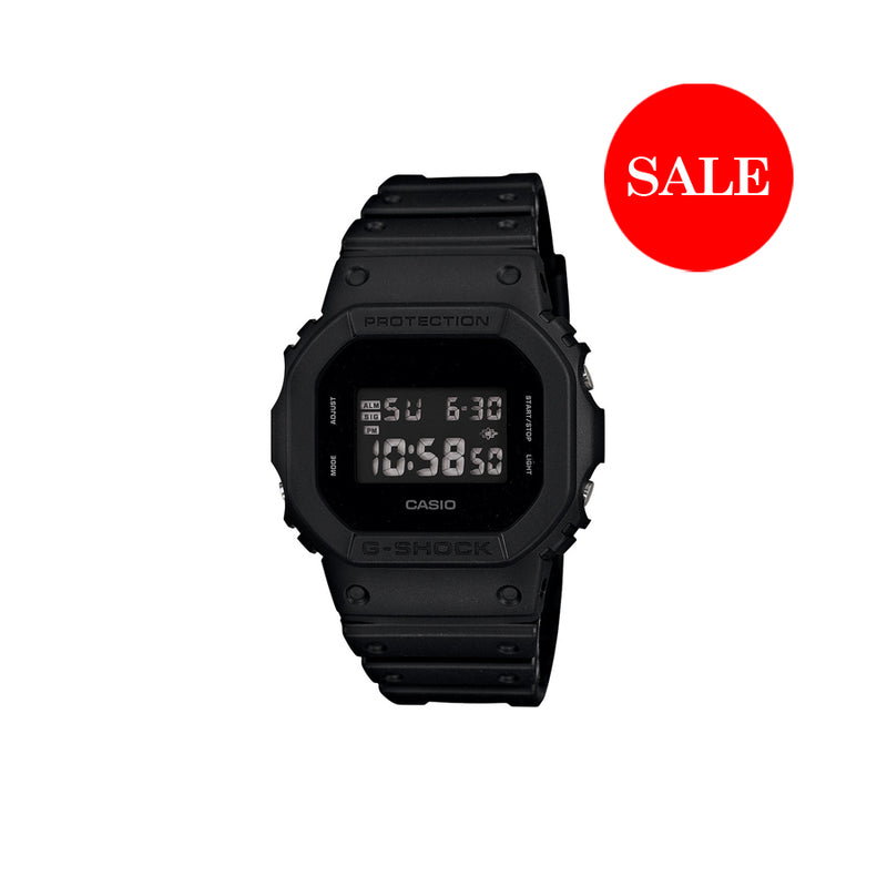 CASIO G-SHOCK DW5600 BLACK