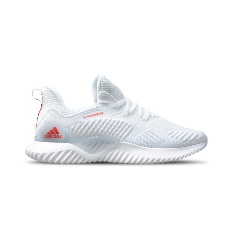 ADIDAS ALPHABOUNCE BEYOND | WHITE-RED