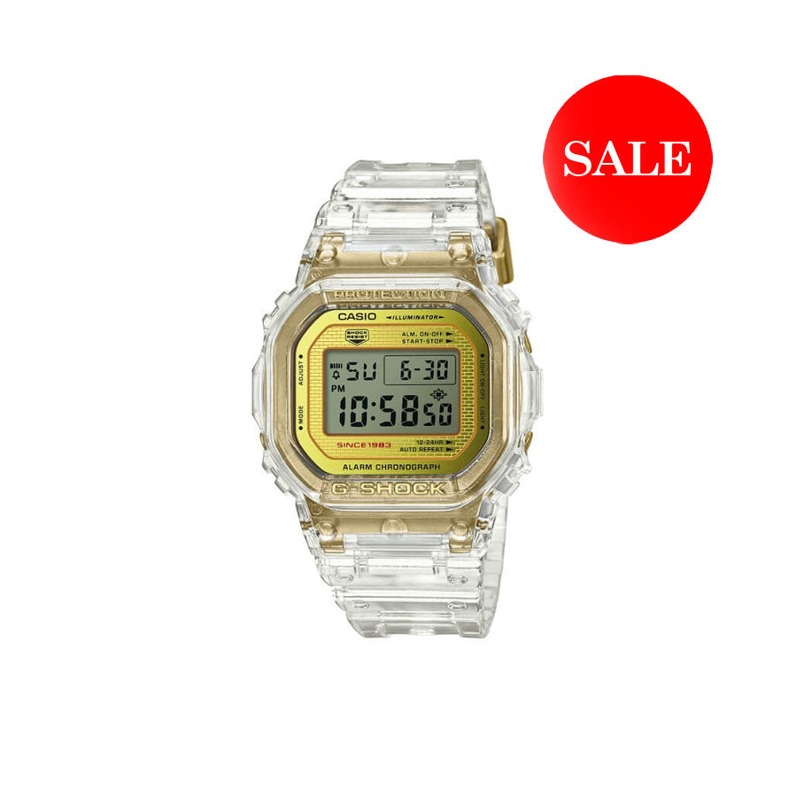 CASIO G-SHOCK DW5035 GLACIER GOLD