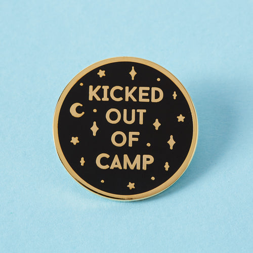 Custom Hard Enamel Pin Badges