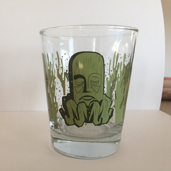 The Creep Ones Mai Tai glass