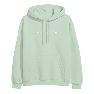 logo embroidered mint