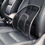40CMx40CM Universal Car Seat Chair Back Massage Lumbar Support Waist Cushion Mesh Ventilate Cushion Pad For Car Office Home default 40CMx40CM Universal Car Seat Chair Back Massage Lumbar Support Waist Cushion Mesh Ventilate Cushion Pad For Car Office Home Default Title