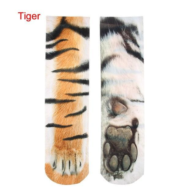 ANIMAL PAW SOCKS/ default ANIMAL PAW SOCKS/ 04