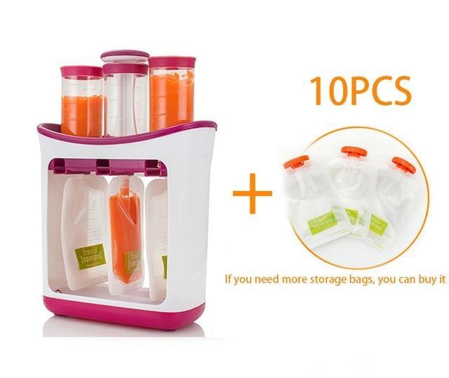 BABY FOOD STATION default BABY FOOD STATION machine and 10piece