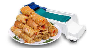 Instant Food Rolling Machine- Sushi, Cabbage Wraps, Yaprak, Dolmades Instant Food Rolling Machine- Sushi, Cabbage Wraps, Yaprak, Dolmades