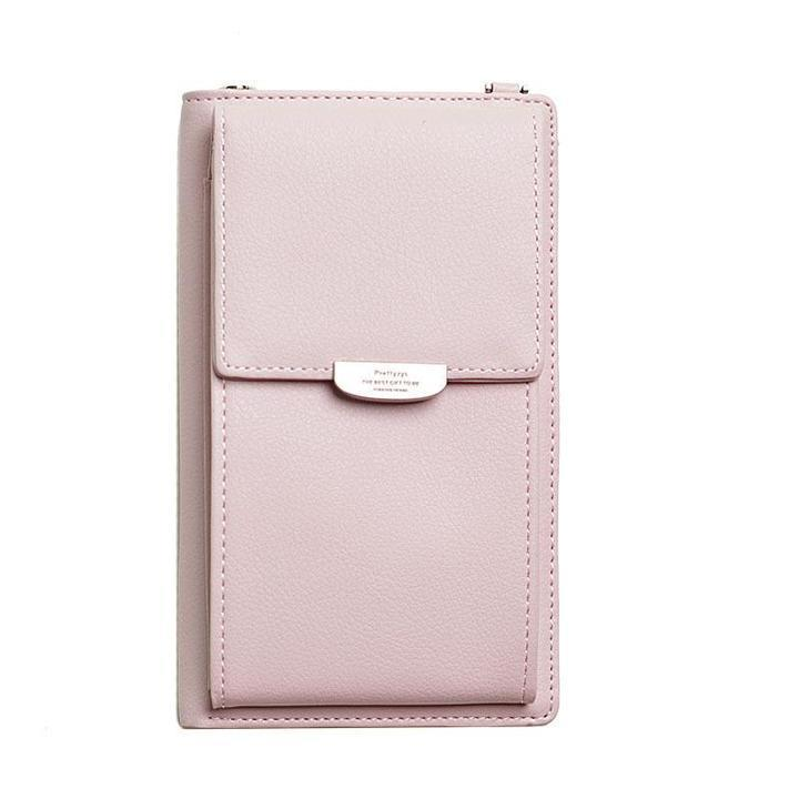 IVY PIERRE™: Crossbody Phone Bag IVY PIERRE™: Crossbody Phone Bag PINK
