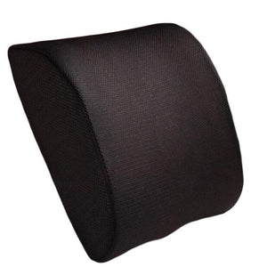Memory Foam Breathable Healthcare Lumbar Cushion Back Waist Support Travel Pillow Car Seat Home Office Pillows Relieve Pain default Memory Foam Breathable Healthcare Lumbar Cushion Back Waist Support Travel Pillow Car Seat Home Office Pillows Relieve Pain Đỏ