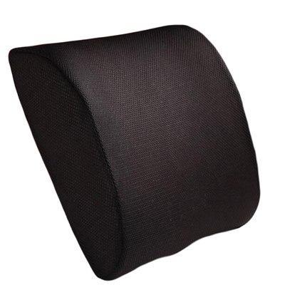 Memory Foam Breathable Healthcare Lumbar Cushion Back Waist Support Travel Pillow Car Seat Home Office Pillows Relieve Pain default Memory Foam Breathable Healthcare Lumbar Cushion Back Waist Support Travel Pillow Car Seat Home Office Pillows Relieve Pain Đen