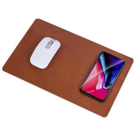 WIRELESS CHARGING MOUSEPAD WIRELESS CHARGING MOUSEPAD Dark Brown