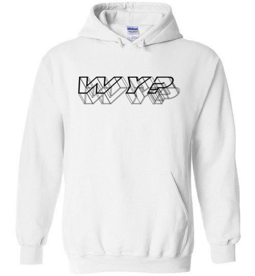WYP Extrude Hoodie White