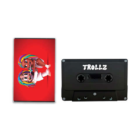 TROLLZ CASSETTE + DIGITAL SINGLE