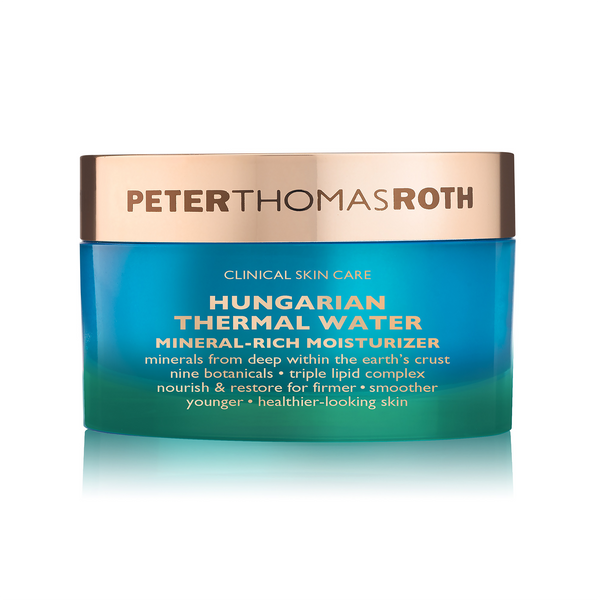 Hungarian Thermal Water Mineral Rich Moisturizer
