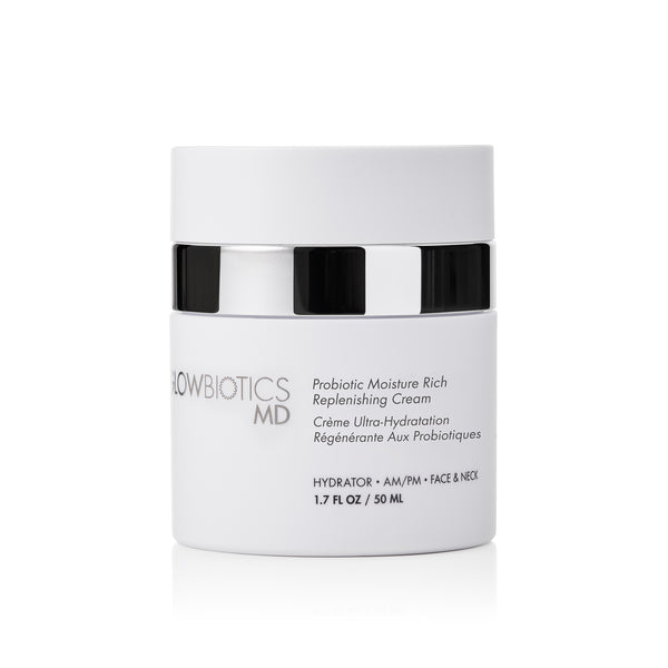 Probiotic Moisure Rich Replenishing Cream