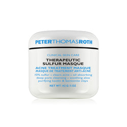 Therapeutic Sulfur Mask