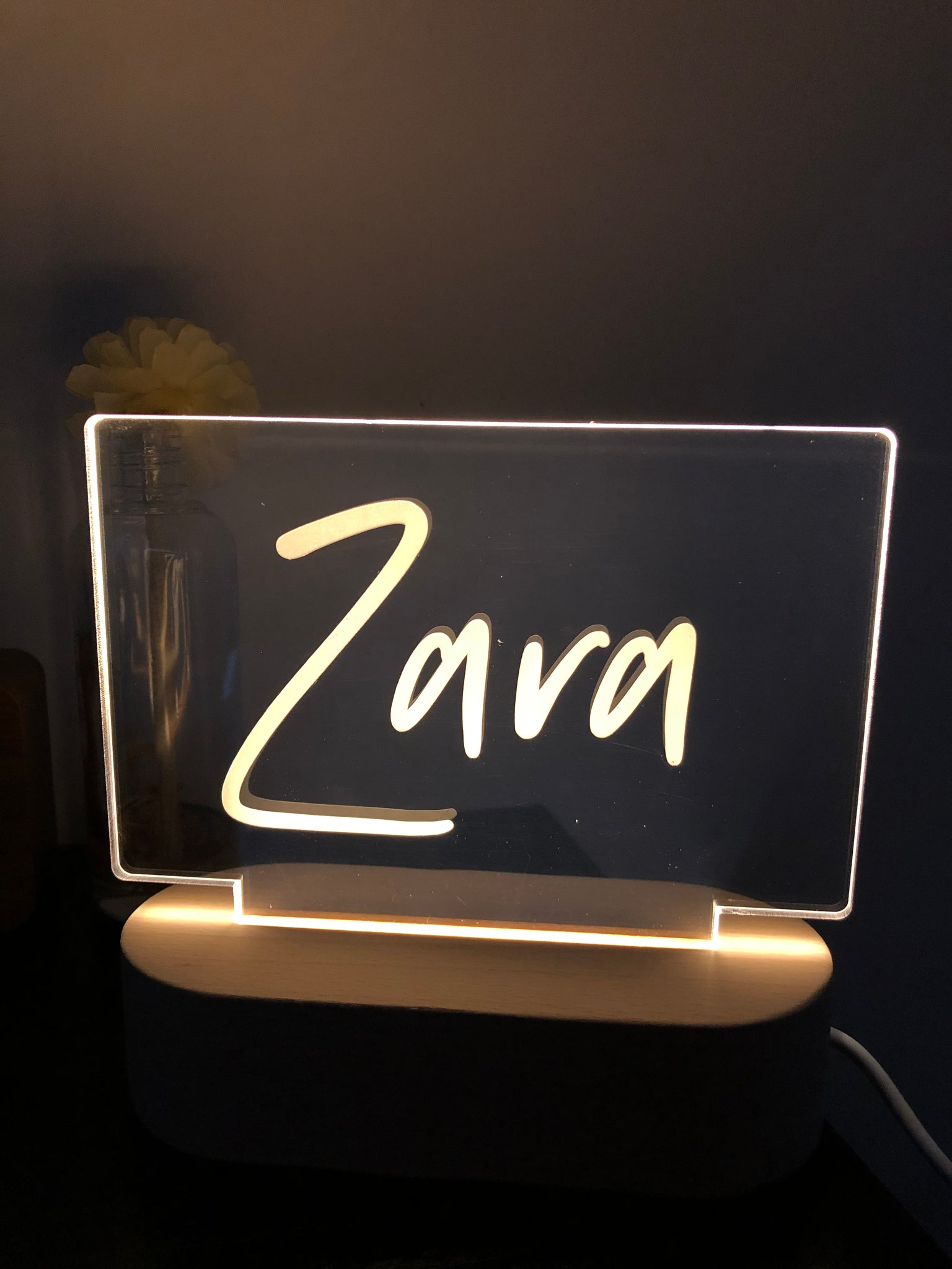 Personalised Night Lights [PREORDER]