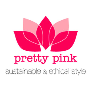 Pretty Pink - sustainable style