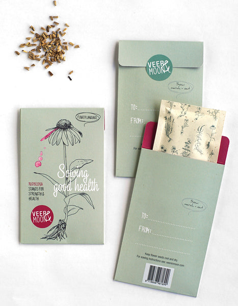 sowing good health seed pack
