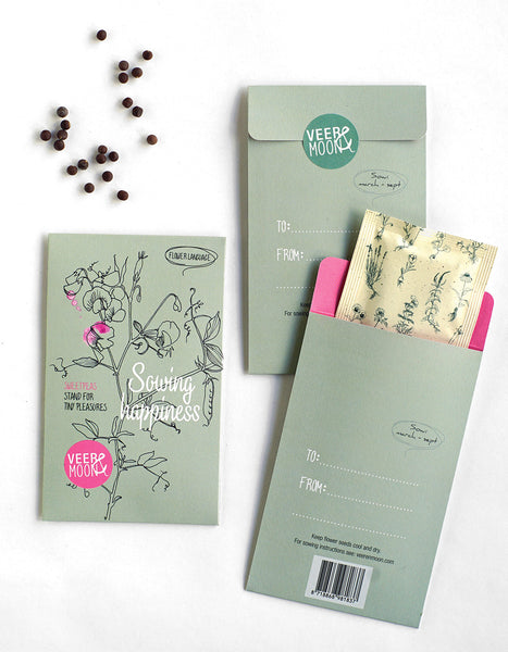sowing happiness seed pack