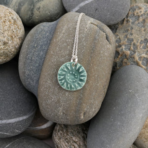 MINI COLLECTION NECKLACE- SAGE
