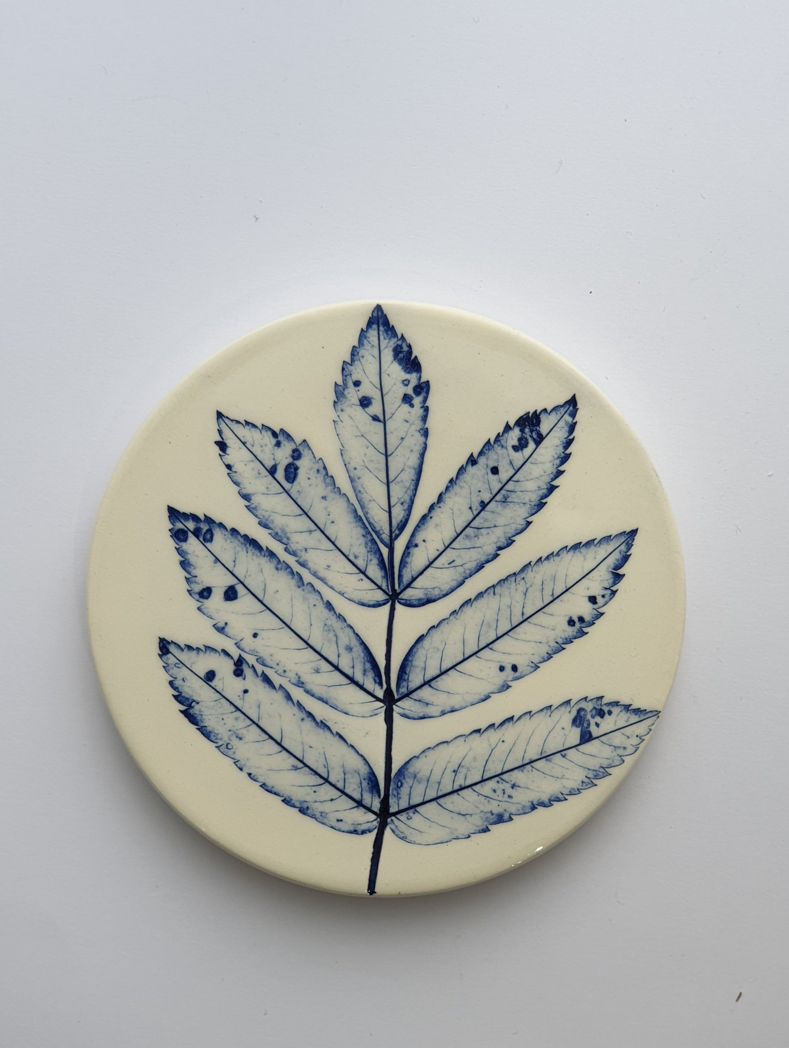 SINGLE CERAMIC COASTER
