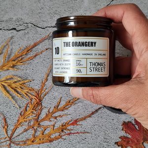 ORANGERY APOTHECARY TRAVEL CANDLES