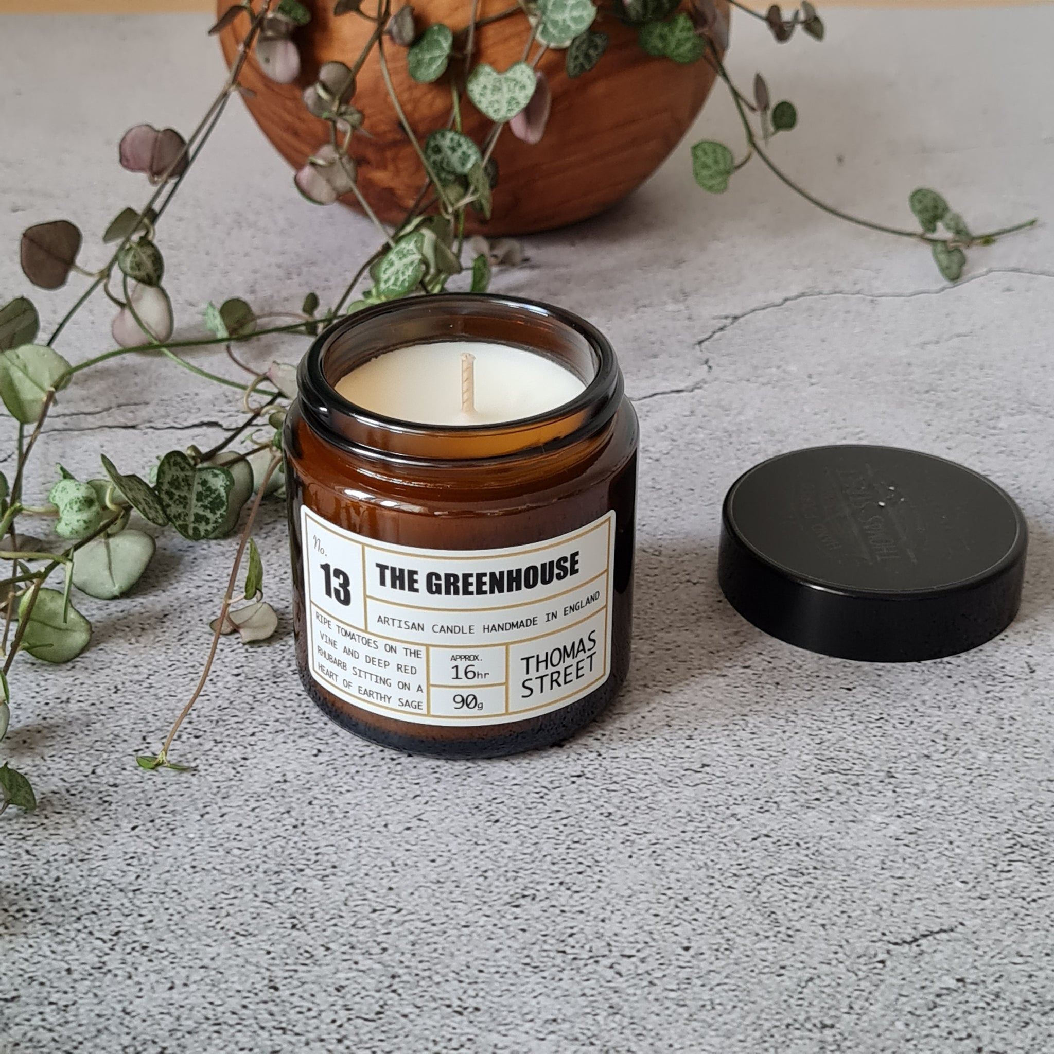 GREENHOUSE APOTHECARY TRAVEL CANDLES