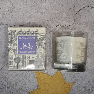 GIN & TONIC CANDLE 200g ⭐ ⭐ ⭐ ⭐ ⭐