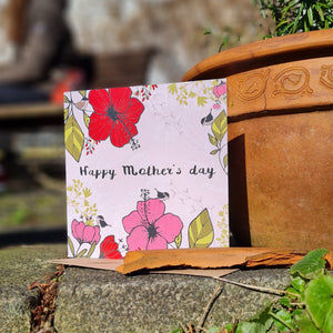 Mother's Day Card - Pink