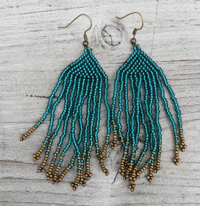 Beaded Earrings 2