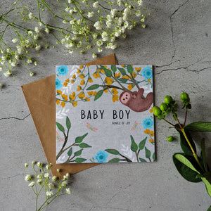 BABY BOY - Bundle of Joy