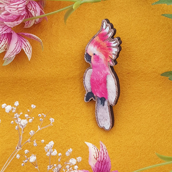 COCKTAIL BROOCH