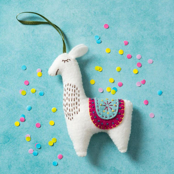 CRAFT Felt mini kits - animal