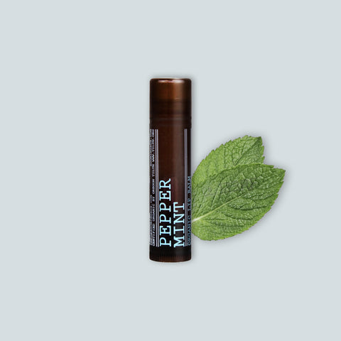 pepper mint lip balm