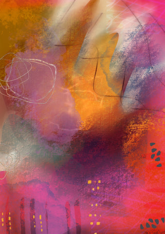 Sunset Downloadable artwork