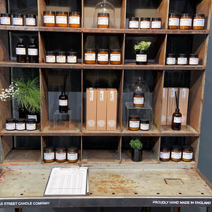 APOTHECARY DIFFUSERS BY THOMAS STREET - POMEGRANATE  Nº22