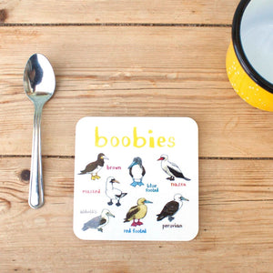 SARAH EDMONDS - BOOBIES COASTER
