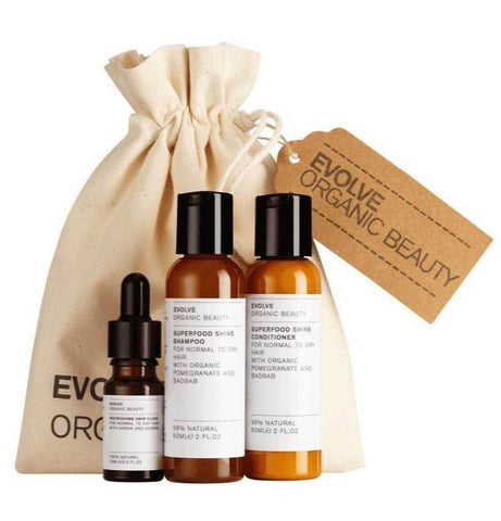 GIFT SET - ORGANIC HAIRCARE ESSENTIALS